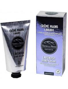 Crème mains Lavande - 75ml