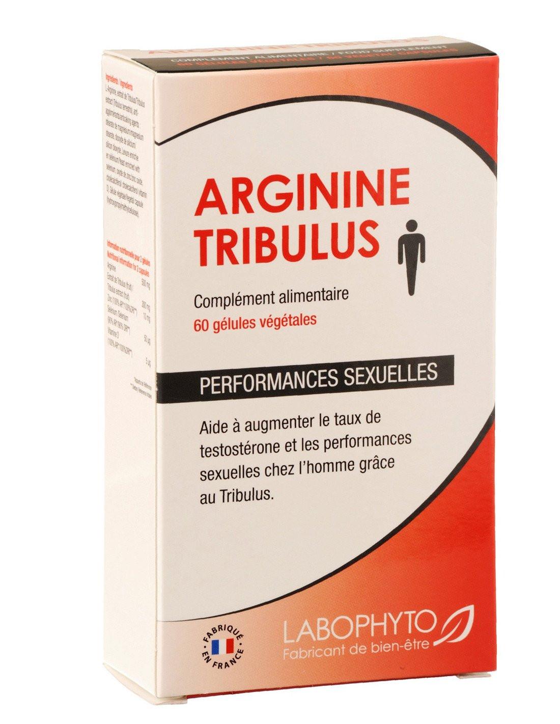 arginine aliment naturel