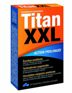 Titan XXL Action prolongée...