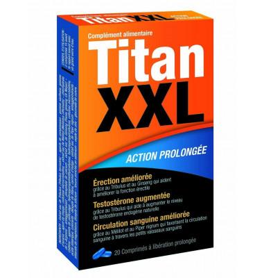 Titan XXL Action prolongée - 20...