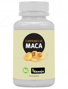 maca jaune bio extrait 4:1 comprimes