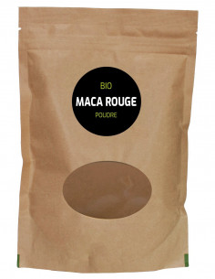 Maca Rouge Bio en Poudre 500 g