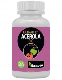 extrait acerola pur bio gelules