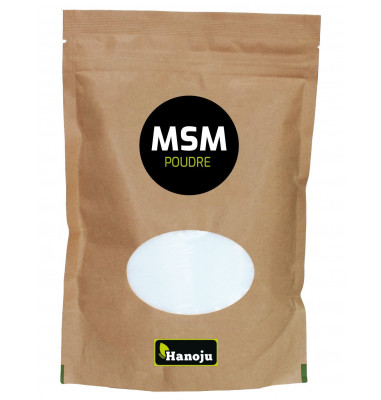 poudre msm 500g